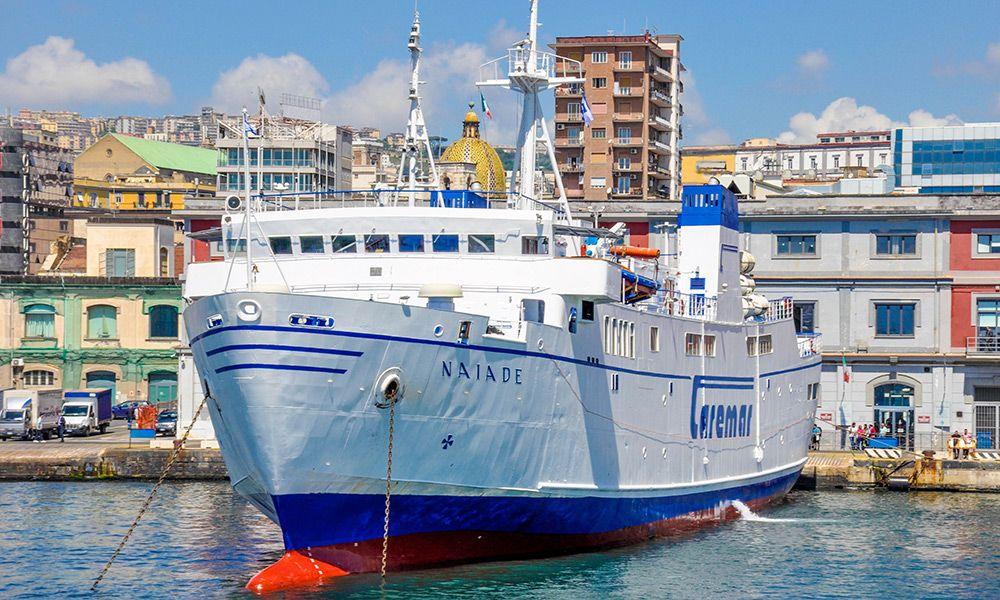 Motorboat Naiade