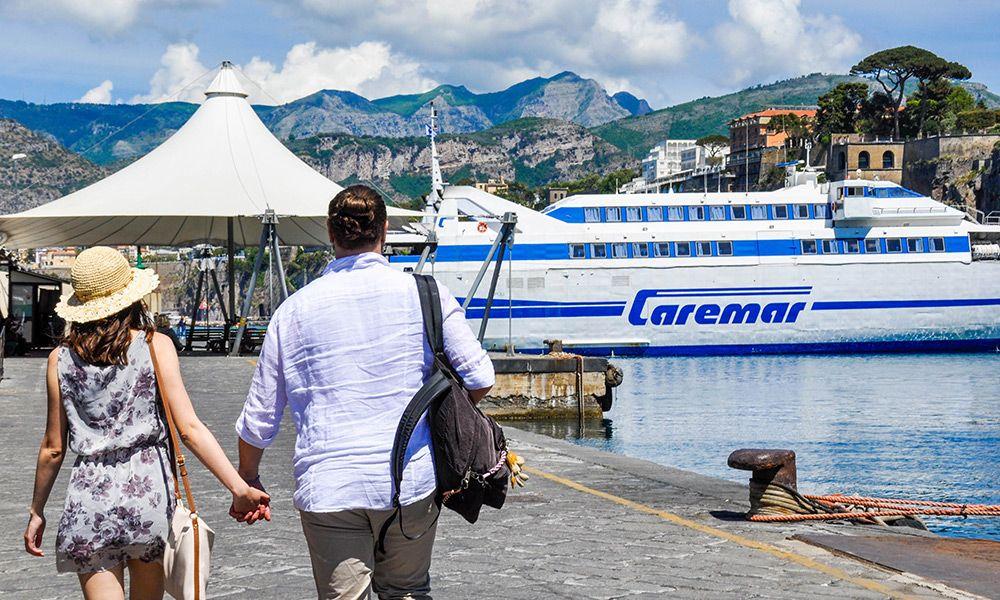 Ferry Boat Fast Isola di Capri