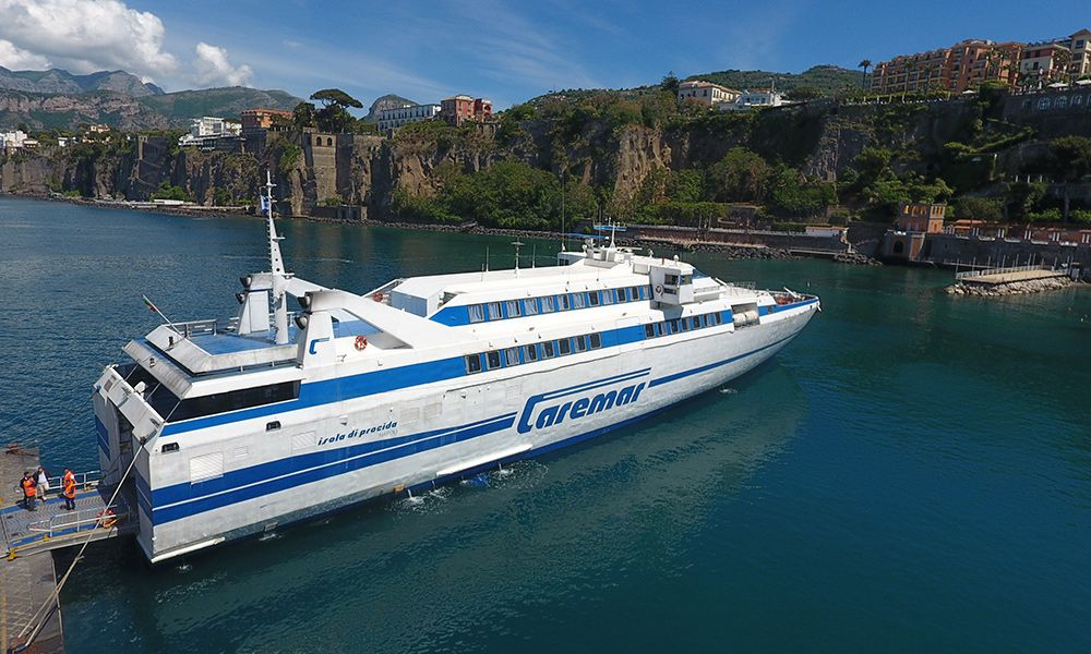 Ferry Rápidos (TMV) Isola di Procida