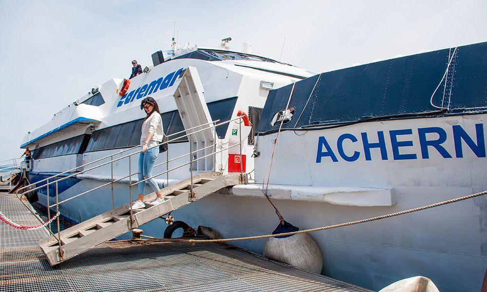 Catamarano Achernar
